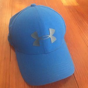 Under Armour Royal Blue Golf Hat